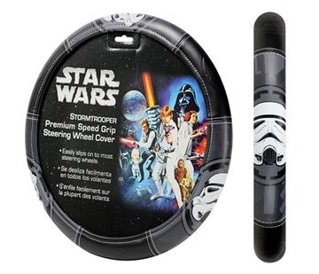 Picture of Star Wars Stormtrooper Steering Wheel Cover