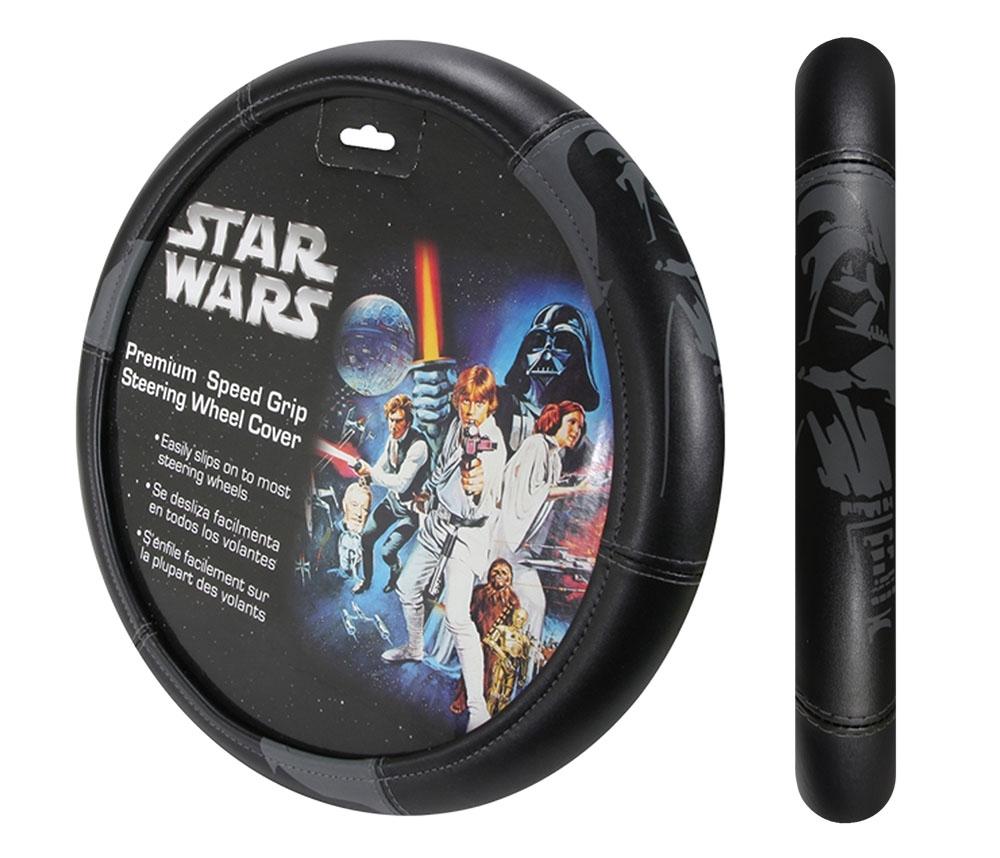 My Cool Car Stuff Star Wars Darth Vader Steering Wheel