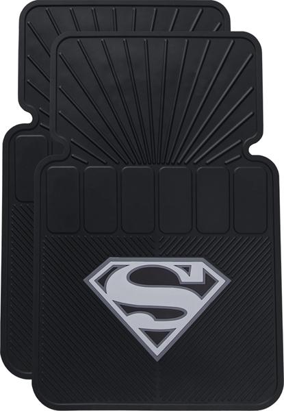 Picture of warner bros superman floor mats