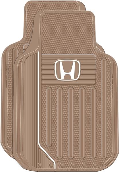 Picture of Honda Elite Tan Floor Mats