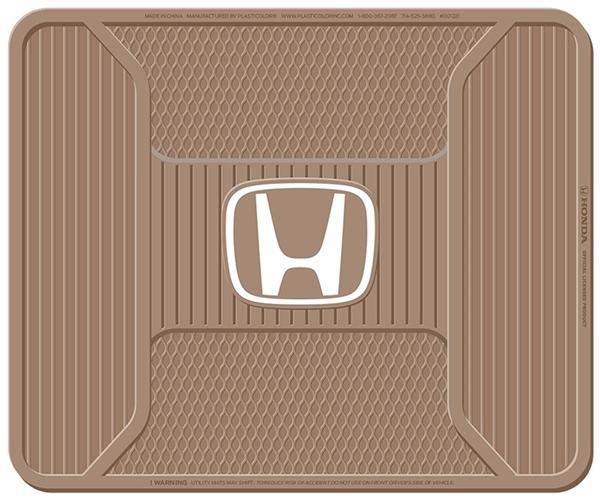 Picture of Honda Elite Tan Rear Mat