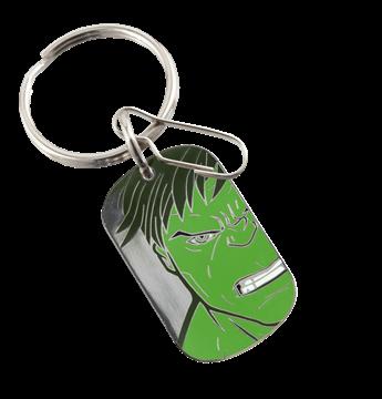 Picture of Marvel Hulk Enamel Key Chain