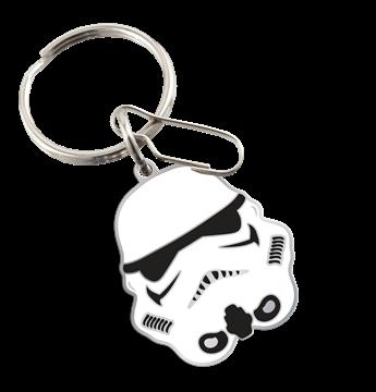 Picture of Star Wars Stormtrooper Enamel Key Chain