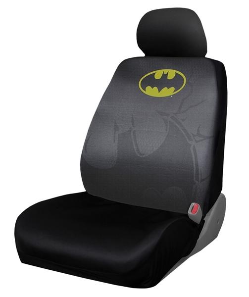 BATMANTM Shattered Low Back Seat Cover