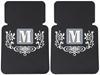 Picture of Personalized Monogram Black Floor Mats