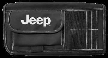 Jeep Visor Organizer