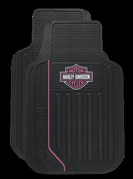 Picture of Harley-Davidson® Elite Floor Mats-Pink