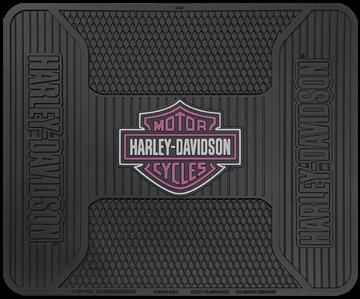 Picture of Harley-Davidson® Elite Pink Rear Mat