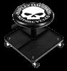 Picture of Harley-Davidson Skull Pneumatic Shop Stool