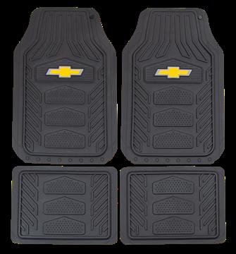 Picture of Chevrolet WeatherPro 4pc  Floor Mats