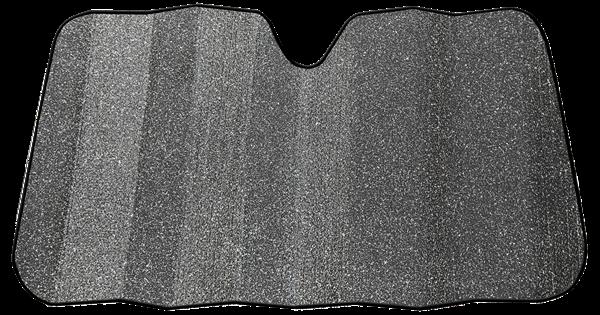 Picture of WeatherPro™ Dark Ice Glitter Accordion Sunshade